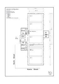layout u0026 dimensions lauren jackson sports centre