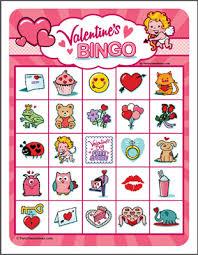 valentines bingo valentines bingo 12 25 and 40 card packs