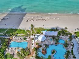 trump international updated oceanview one bedroom suite sunny