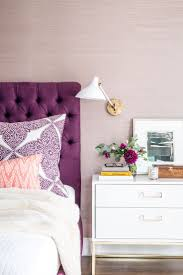 Pinterest Purple Bedroom by Best 25 Purple Headboard Ideas On Pinterest Purple Bed Frame