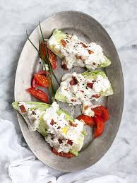 classic blue cheese wedge salad recipe