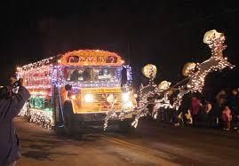 pamplin media group u0027cowboy christmas u0027 parade rolls out