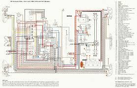 71 wiring disgram karmann ghia pinterest