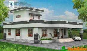 contemporary model kerala home design 2100 sq ft