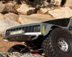 jeep cherokee stinger bumper bgr fabrications scx10 ii aluminum front bumper axial xj cherokee