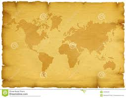 Old World Map Wallpaper by Old Map Wallpaper Royalty Free Stock Photography Image 10295957