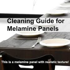 what is the best way to clean melamine cupboards how to clean melamine panels and remove stains or