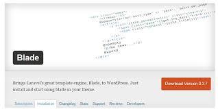 blade wordpress template engine bypeople