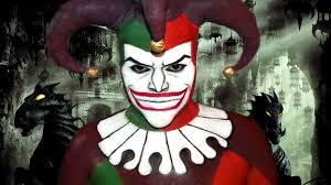 Court Jester Halloween Costume Jester Clown Makeup Tutorial