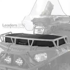 polaris new oem sportsman xp atv front rack cargo storage bag box