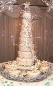 Winter Wedding Cakes Winter Wedding Cake Cakecentral Com