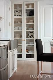 Glass Display Cabinets In The Kitchen  The Design Tabloid - Kitchen display cabinet