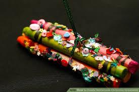 3 ways to create ornaments wikihow