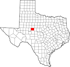 Map Of Texas Hill Country Coke County Texas Wikipedia
