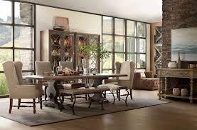 hooker furniture dining room comfort upholstered side chair 5960