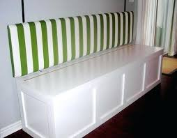 storage bench dining leather storage bench with stainless steel