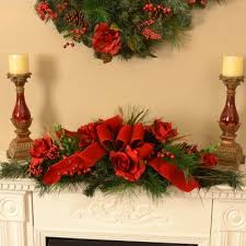 Christmas Centerpiece Images - christmas centerpiece with roses rose christmas centerpiece