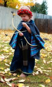 Merida Halloween Costume Wee Warrens Halloween Costumes Brave U0027s Merida Baby Bear