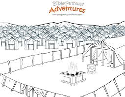 noah ark coloring page free bible coloring page tabernacle in the wilderness