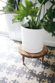 decorations diy wooden planter stand and modern stands indoor diy midcentury style plant stand best wooden stands ideas on pinterest table