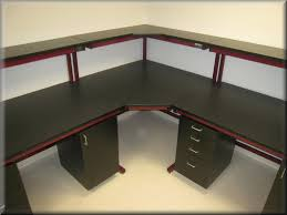 corner desk tops rdm workbench a 103p cnr corner flat table