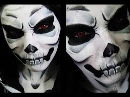 lich skeleton makeup youtube colorful costumes