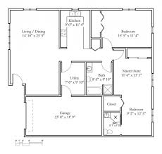 Sample Floor Plan For House Cottage Sample Floor Plans Meadowlark Continuing Care