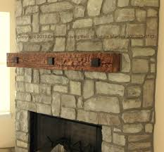 fire pit rustic fireplace mantels log