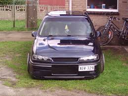 opel vectra 1990 view of opel vectra 2000i photos video features and tuning of