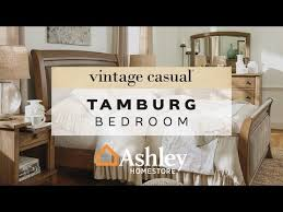 Tamburg Queen Sleigh Bed Ashley Furniture HomeStore - Ashley furniture homestore bedroom sets