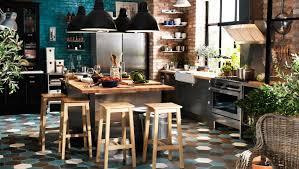 ambiance cuisine ambiance loft yorkais idée de décoration ikéa