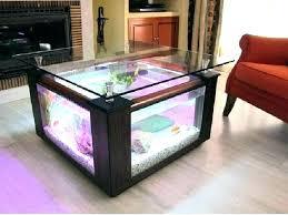 fish tank coffee table diy fish tank coffee table diy fish aquarium coffee table fish tank