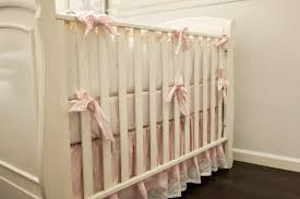 Convertible Crib Bedding Sweet Dreams Pink Bedding Crib Set Bellini Baby And