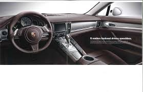 porsche inside ritter u0027s direct mail piece of the week porsche ritters