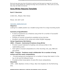 format to write resume fred resumes