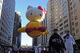 these streets will be closed for the thanksgiving day parade
