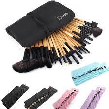 professional makeup tools makeup brushes vander 32pcs professional makeup brush set makemeb