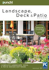 Best Landscaping Software by Amazon Com Punch Landscape Deck And Patio Design V19 For