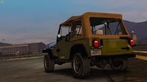 jeep wrangler military us army texture jeep wrangler gta5 mods com