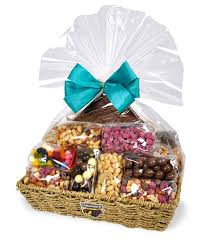 nuts gift basket charlesworth nuts gift baskets the presidential