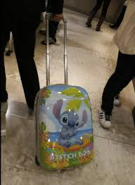 Hawaii travel luggage images Bag disney luggage hardside rolling hawaiian travel lilo jpg