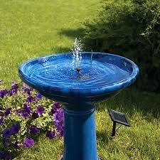 solar fountains with lights solar fountains for the garden outdoor solar garden fountains