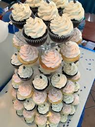 Cupcake Wedding Cake Cupcake Fabulous Large Cupcake Delivery Display Cakes For