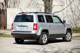 jeep patriot gas mileage 2012 2012 jeep patriot overview cars com