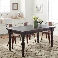 overstock dining room tables distressed kitchen dining room tables for less overstock com as of