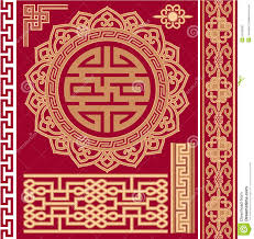 china designs set of oriental chinese design elements stock vector