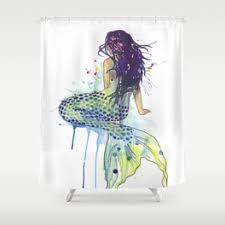 Coastal Shower Curtains Coastal Shower Curtains Society6