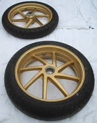 hrc gold wheel paint code body and paint vfrdiscussion