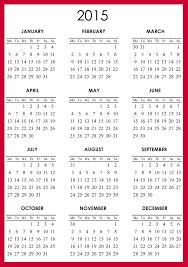 printable calendar year 2015 2015 printable calendar 1 page loving printable