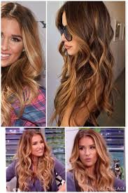 Caramel Hair Color With Honey Blonde Highlights 96 Best Hair U003c3 Beauty Images On Pinterest Balayage Hair Hair